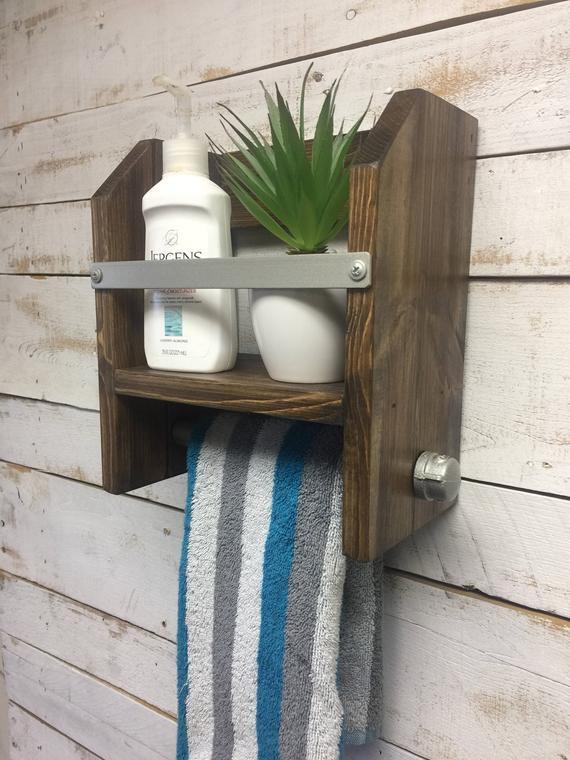 Chunky Shelf Bathroom Towel Rack Towel Rack Shelf Bathroom Towel
