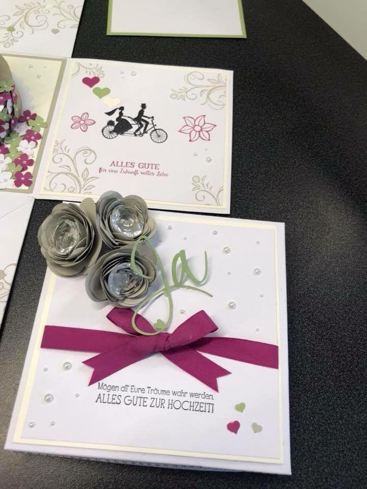 XXLExplosionsbox für eine Hochzeit (mit Bildern