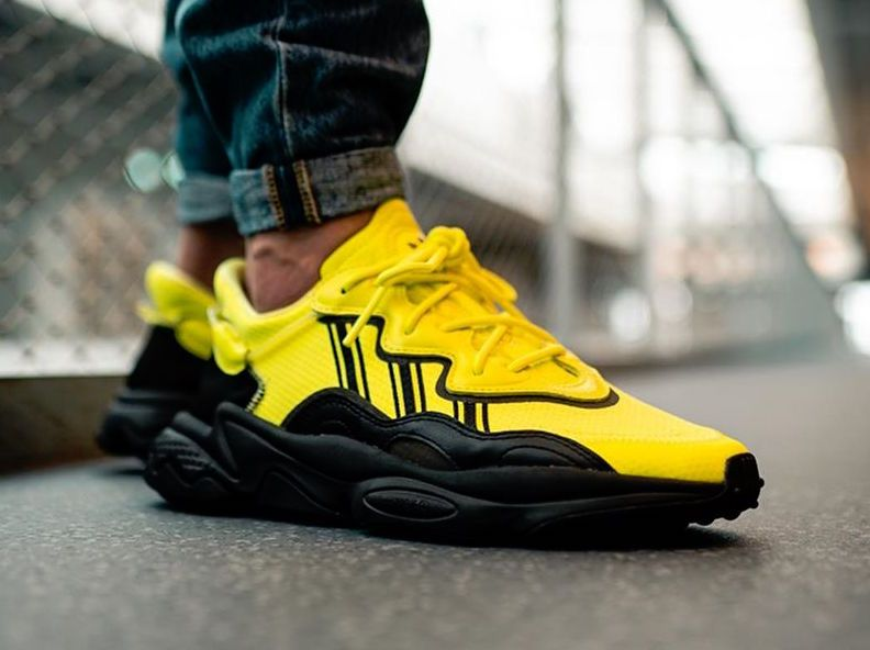 adidas Ozweego Solar Yellow EG7449 Release Date | Sneakers ...