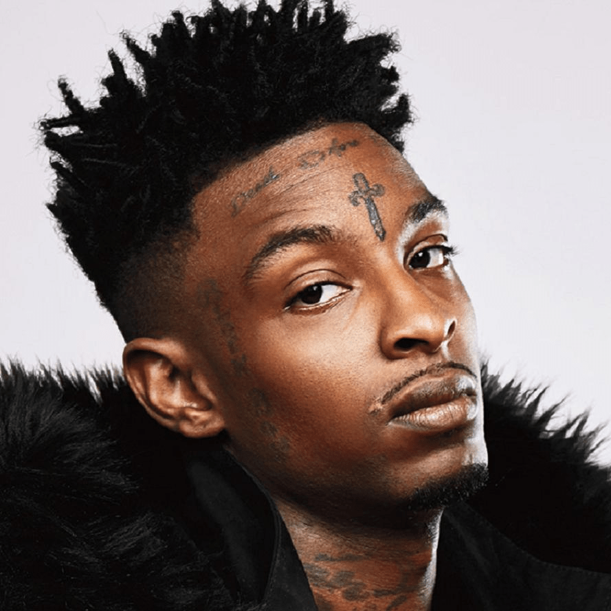 13++ 21 savage haircut name info