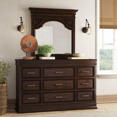Best Laurel Foundry Modern Farmhouse Fortunat 11 Drawer Dresser 640 x 480