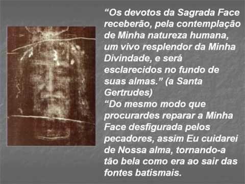 DEVOÇÃO A SAGRADA FACE,ESCAPULARIO,PROMESSAS DE JESUS,ORAÇÃO,FÉ