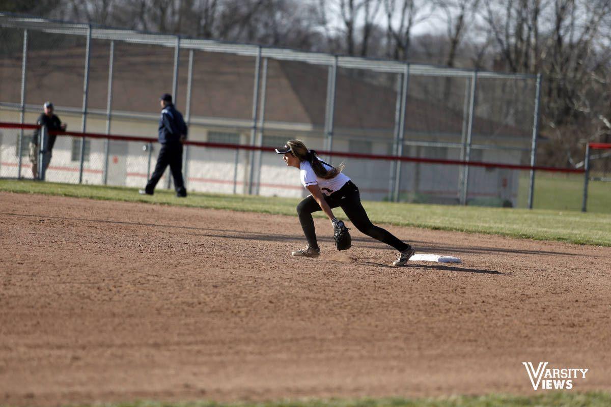 Girls Varsity Softball Center Grove Vs Whiteland Whiteland Varsity Grove