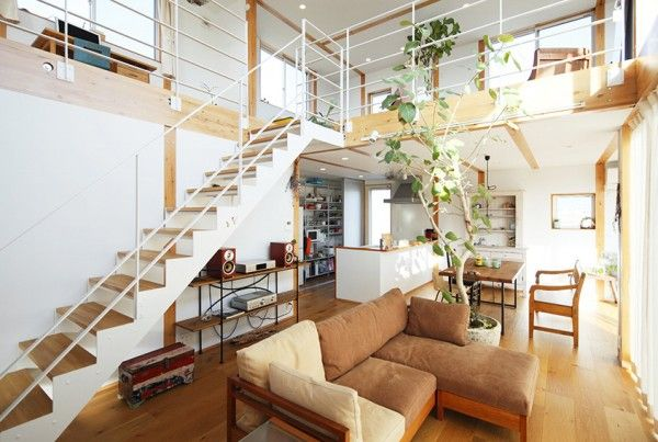 style simplicity in a japanese countryside prefab home pinterest