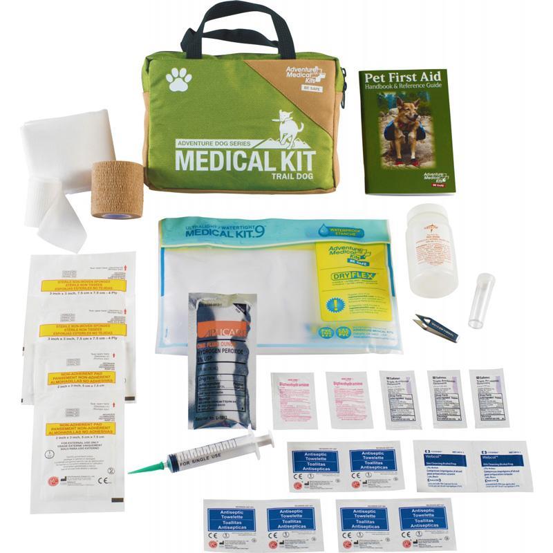 Adventure Medical Trail Dog Medical Kit Medication For Dogs Dog Medical Kit Trail Dog