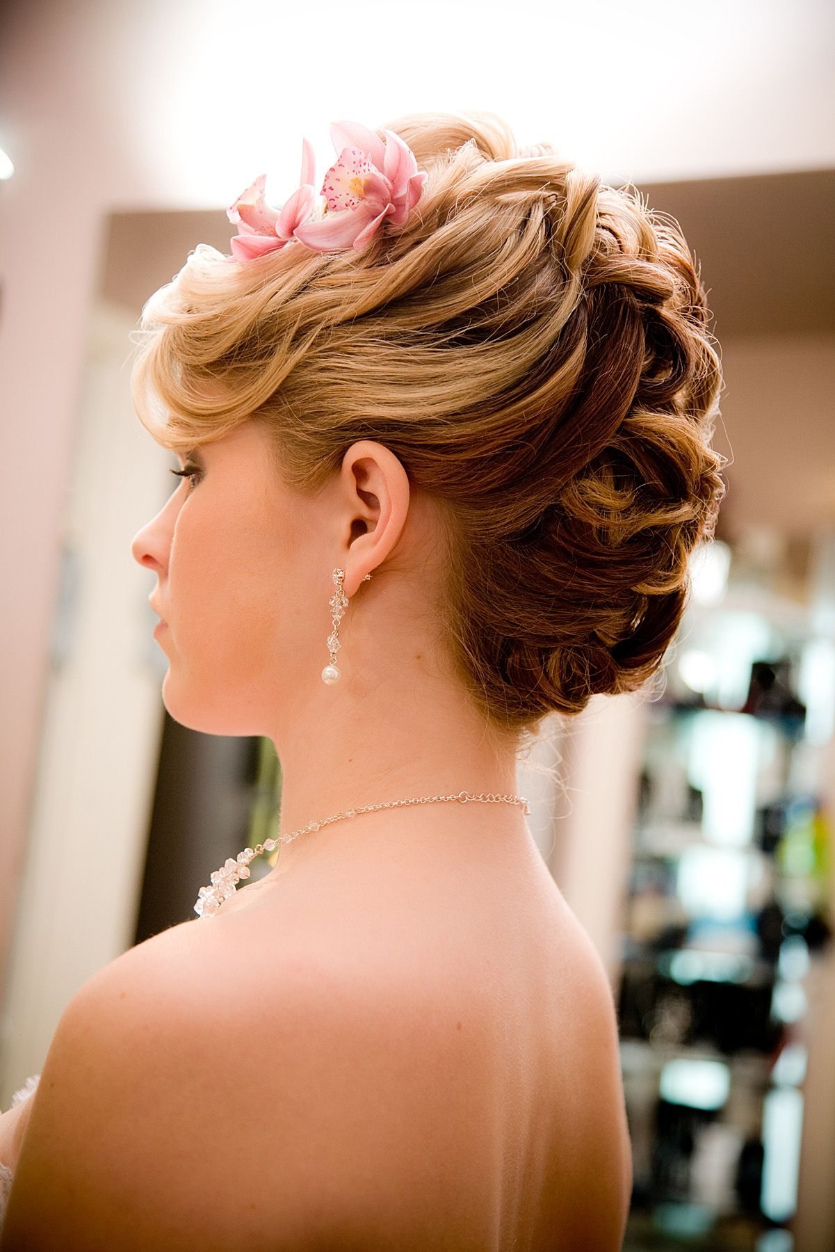 maffeo salon in nanaimo | wedding hair / makeup & nails