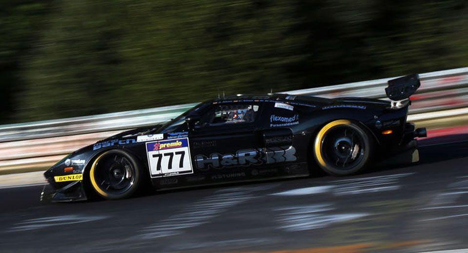 Ford GT Clocks Record Nurburgring Lap Time Of 7:58 558