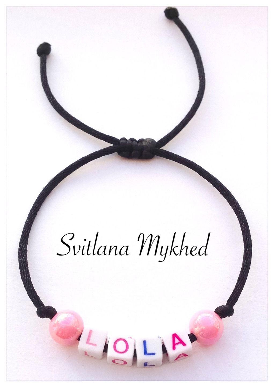 bracelet avec prenom a faire soi meme les meilleurs bijoux. Black Bedroom Furniture Sets. Home Design Ideas