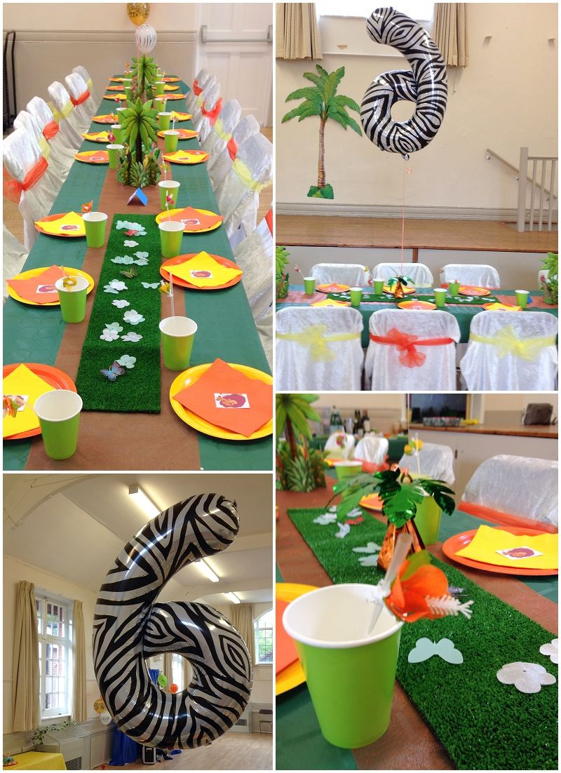Lion King 6th Party | Ellie Kelly Blog | anniversaire theme