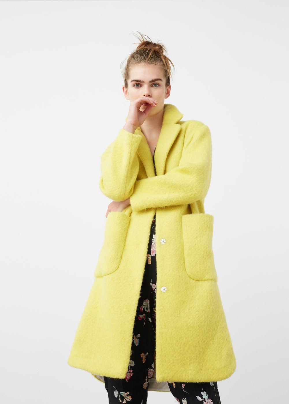 Extrem Manteau hiver femme : 10 Très beaux manteaux à moins de 100  MR05