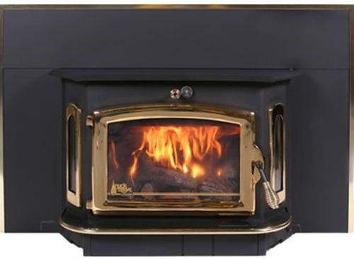 Buck Stove Fp 91 G Catalytic Wood Burning Stove W Gold Door Buck Stove Wood Burning Insert Wood