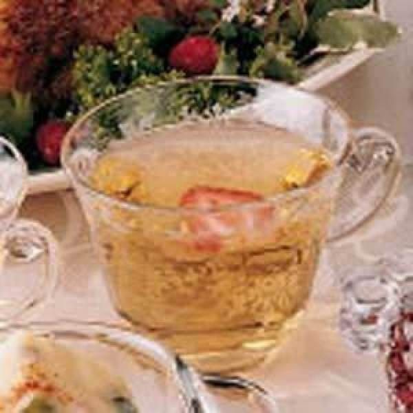Wedding Punch Ideas: Champagne Punch Recipes