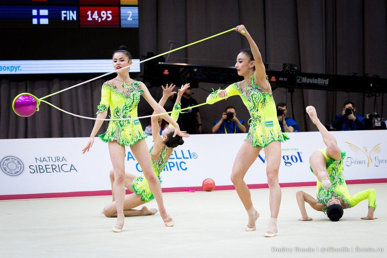 Team Uzbekistan UZB