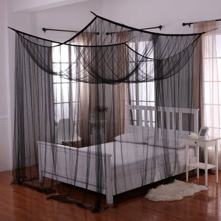 Home 4 Poster Bed Canopy Dream Rooms Room