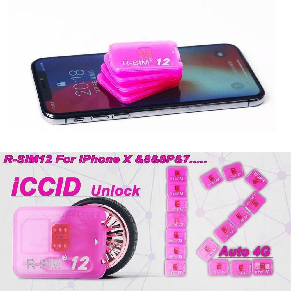 eBay Sponsored RSIM 12 for iPhoneX/8/8p/7/7p/6s/6sp/6p