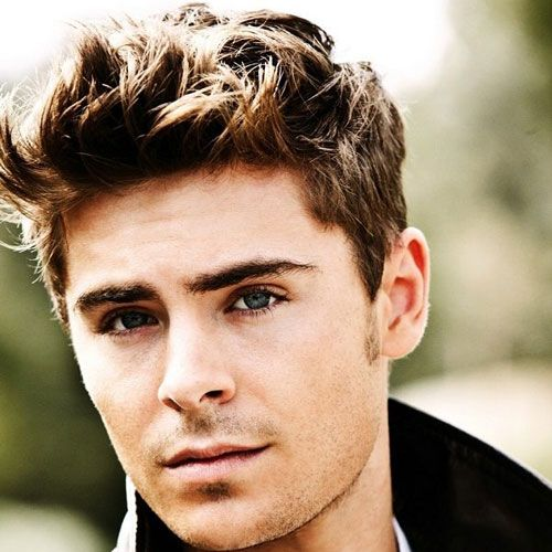 mens messy hair style zac efron hair 2019 best hairstyles for zac efron 4347 | fa0eb647f0350ccc3db59654fedf6f90