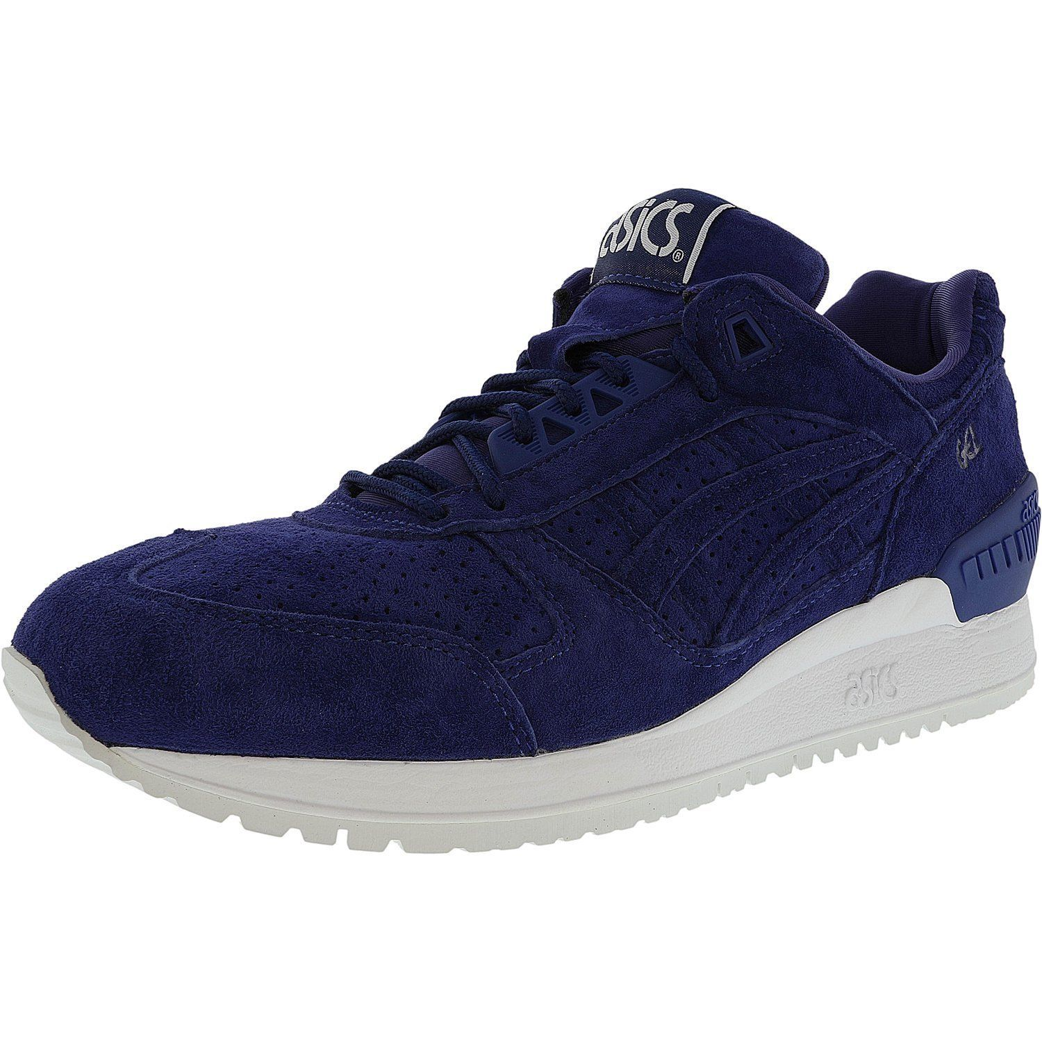 3a5d68775 Asics Men s Gel-Respector Ankle-High Suede Fashion Sneaker