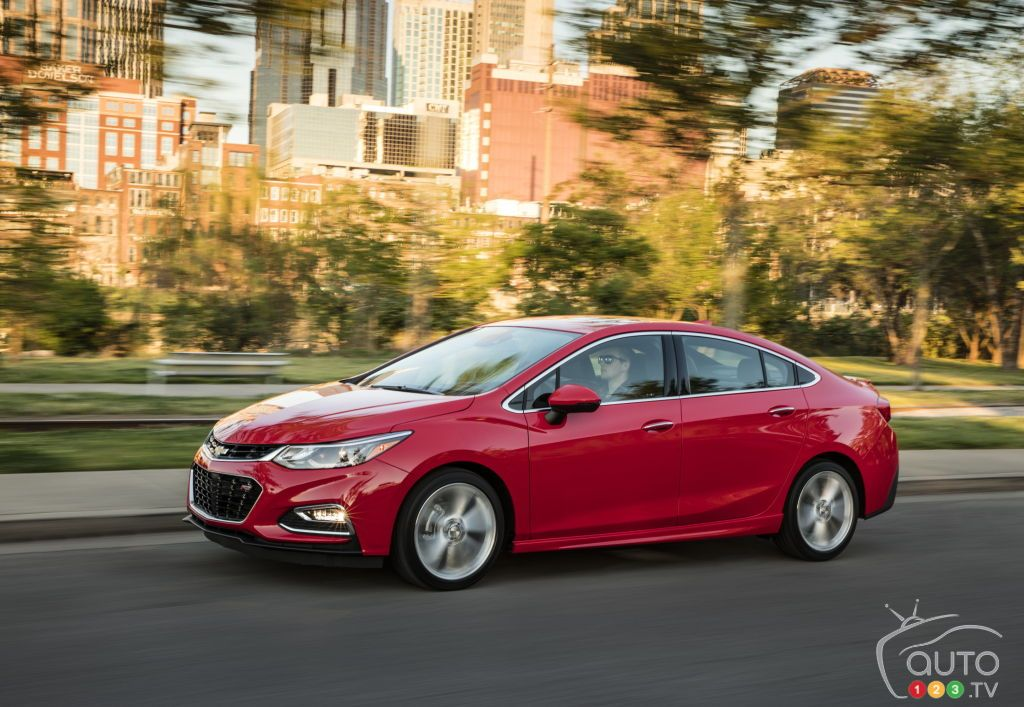 Chevy Cruze Diesel For Sale >> The 2017 Chevrolet Cruze Diesel To Sell From 24 095 Car