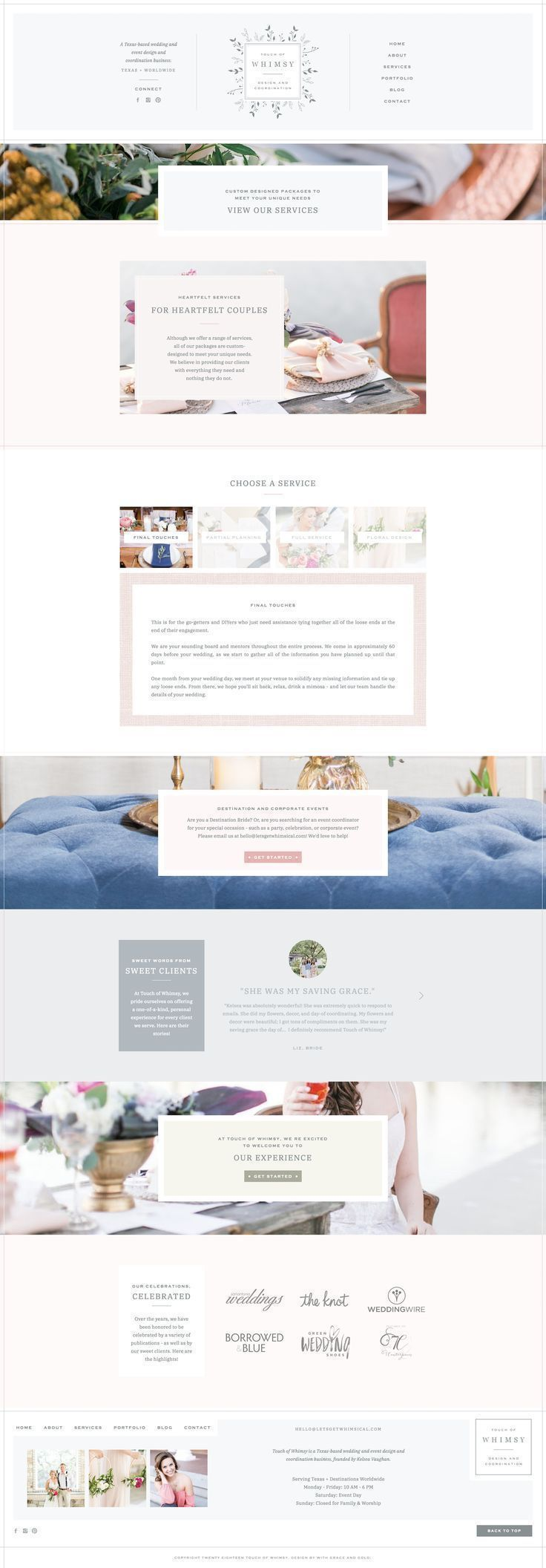 How To Design A Website The 4 Stages Process Web