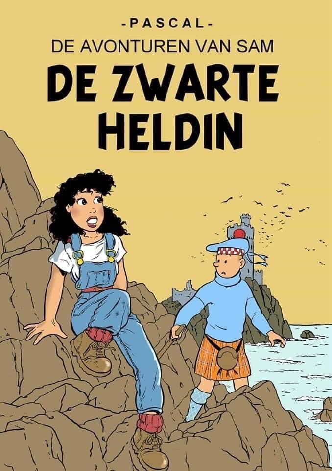 Tintin - Pastiches, parodies & pirates -25- Tintin et le mystère de la toison dor en 2020