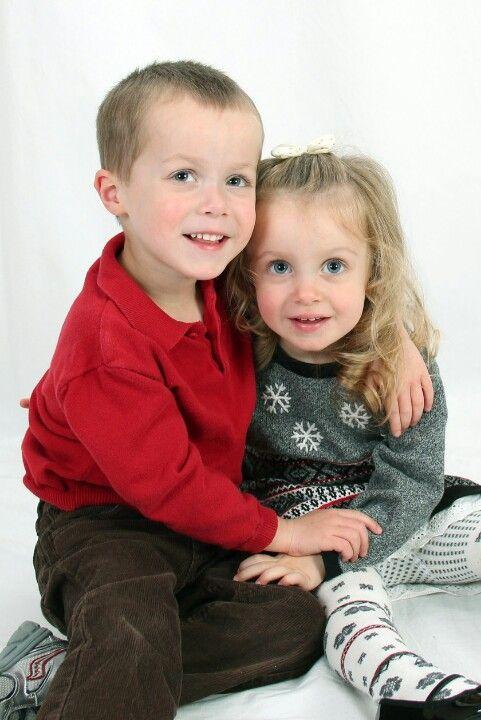 Adorable grandkids