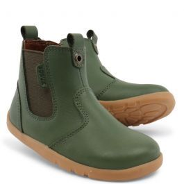 3037c44c5ae Bobux Outback/Ranch Boot - Army | For Jacob | Boots, Chelsea boots ...