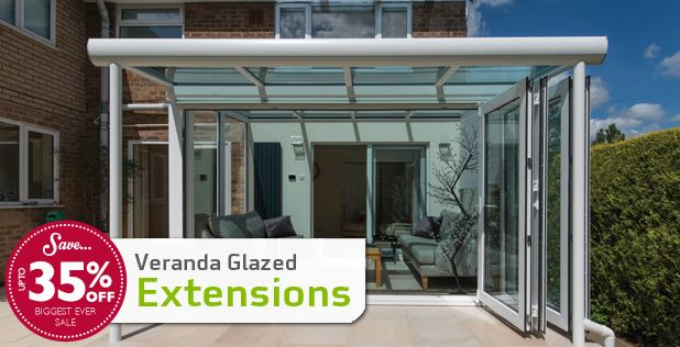 A Contemporary Veranda Glass Extension Can Transform Your Home. View Our  Glass Extension Designs U0026 Request A Free Quote From Your Local Supplier.