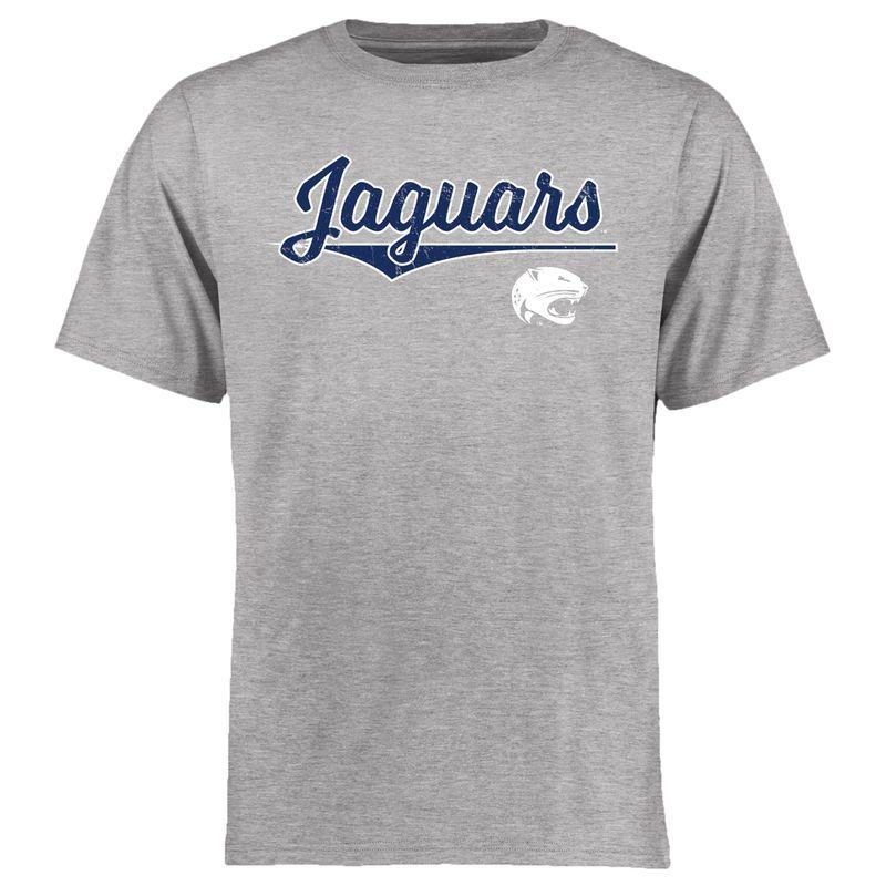 timeless design d701a 5f9d0 South Alabama Jaguars American Classic T-Shirt - Ash ...