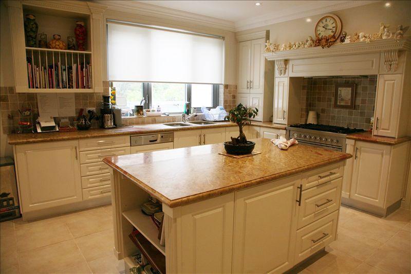 kitchens | French Provincial Kitchen :: Fancy Kitchens Portfolio ...