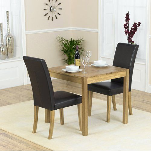Home Etc Pria Cambridge Extendable Dining Set With 4 Chairs Oak