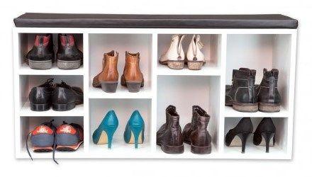 Znalezione Obrazy Dla Zapytania Szafka Na Buty Z Siedziskiem Shoe Rack Shoes Home