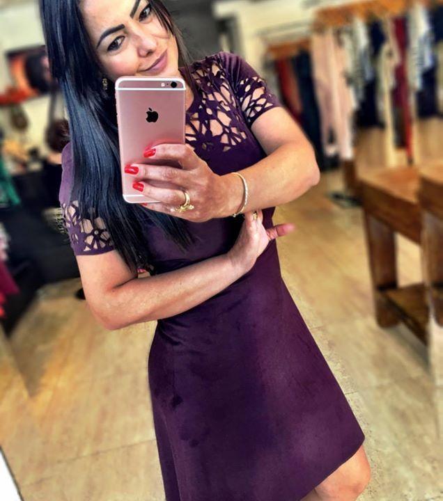 Bom diaaaa!!! Borá arrasar com esse vestido lindooo de suedine cortado a laser.. #vestidolindo #correpraca #colecaonova by showloja http://ift.tt/1TTIYzj