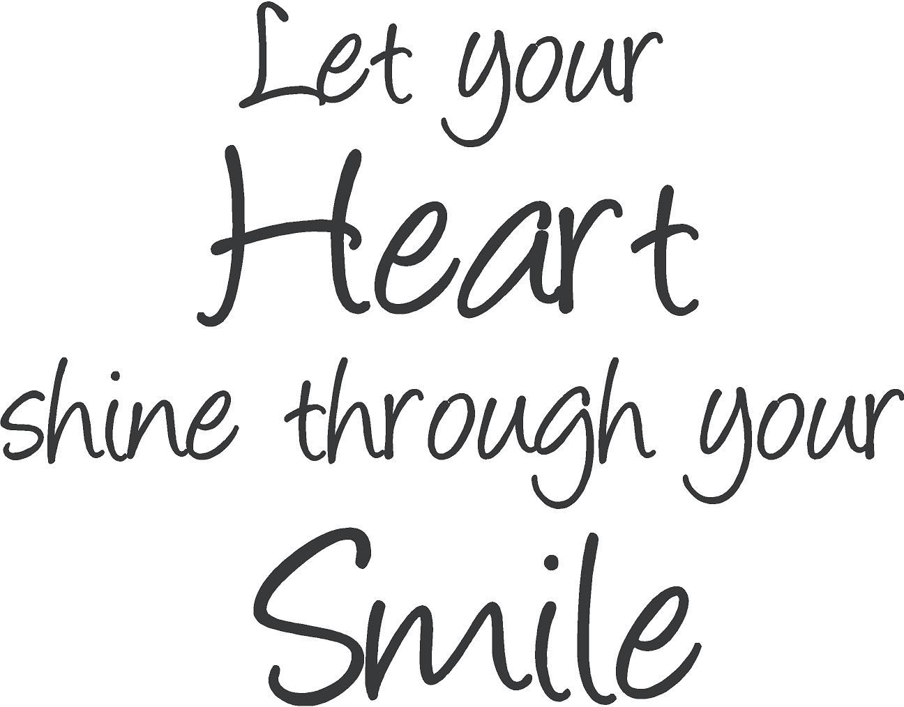 Smiles Warm the Heart !