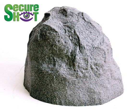 Rock Camera Surveillance : Rock hidden camera dvr night vision hidden spy cameras. got