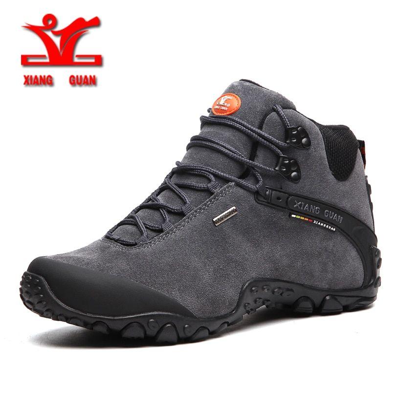 2017 Al Aire Libre Zapatos Hombres Escalada Montaña Sneakers