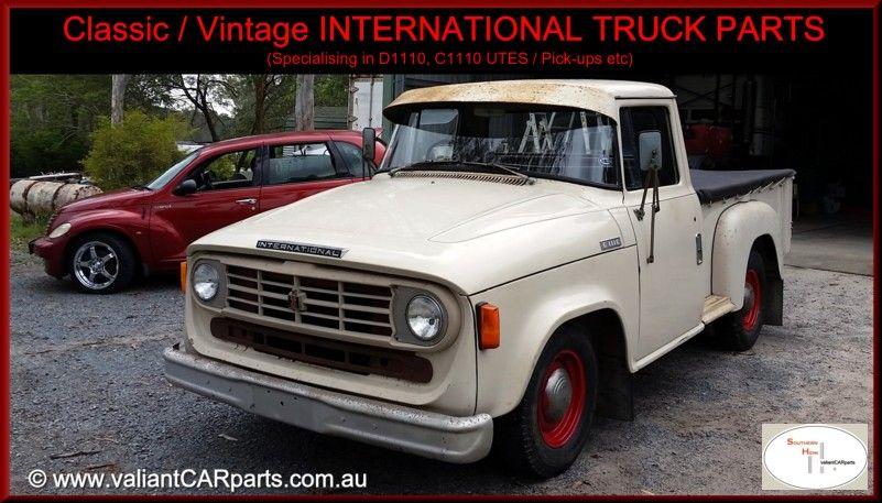 International Truck Parts | Trucks | International pickup
