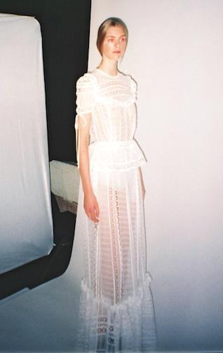 Bridal Inspiration Erdem S S 2015 Wedding Dress Bride Wedding