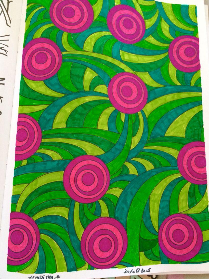 stabilo pen 68 livre 100 nouveaux coloriage anti stress hachette loisirs - Coloriage Anti Stress Hachette