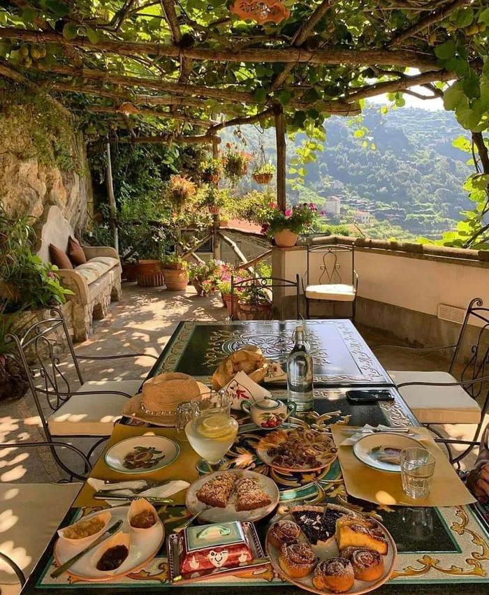 Photo of Un luogo accogliente ad Amalfi, in Italia