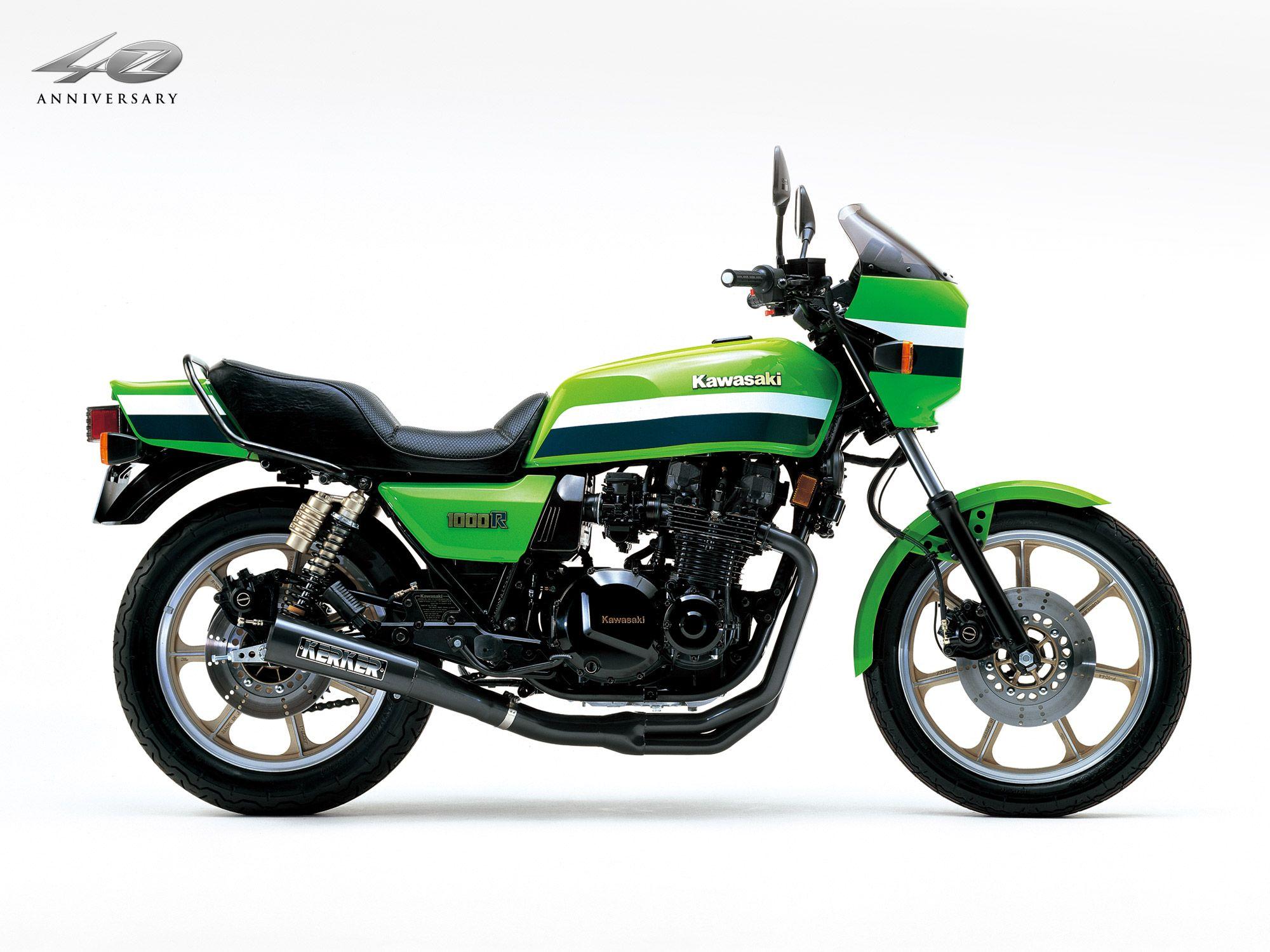 Kawasaki KZ1000S1