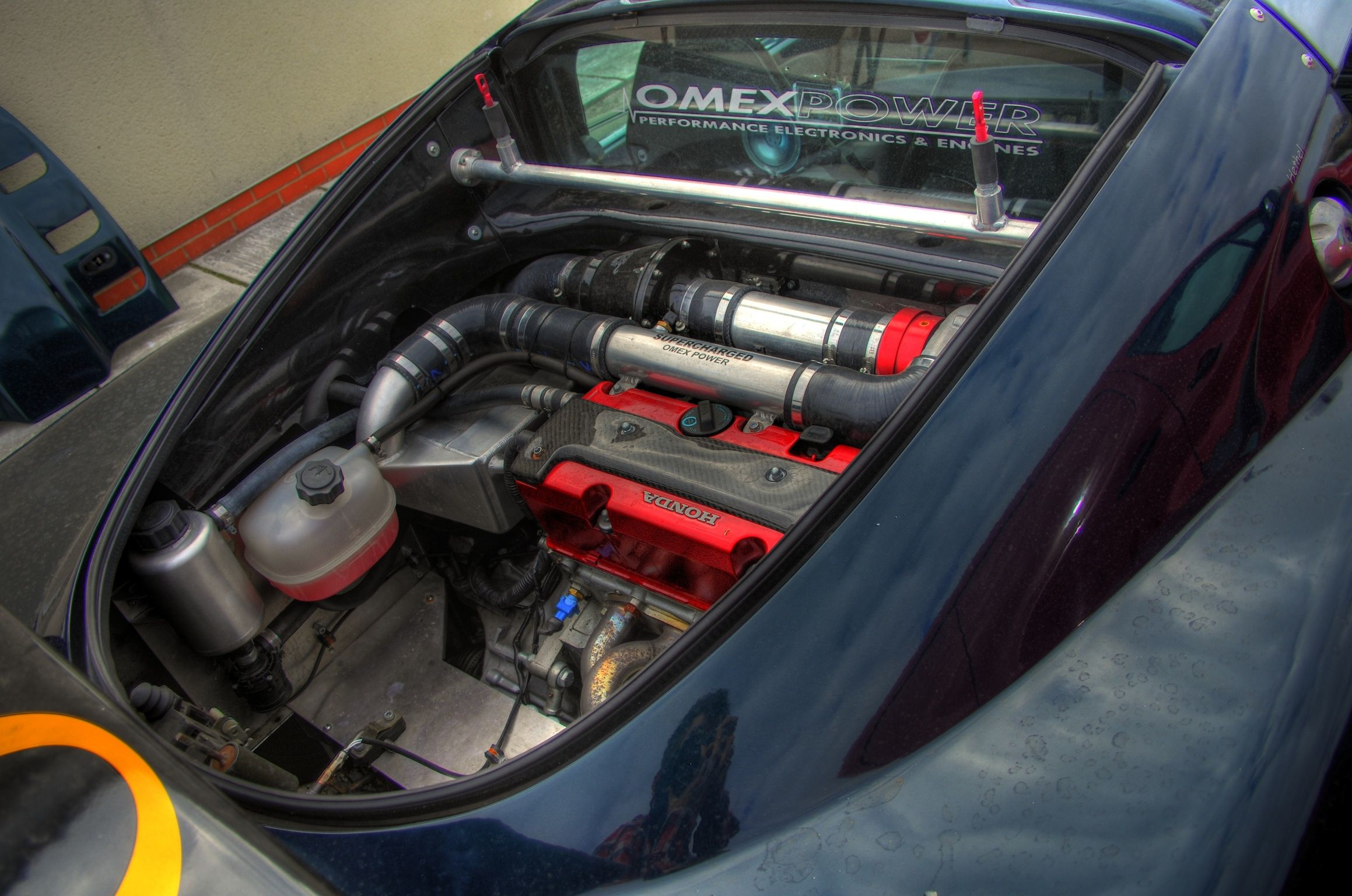 Lotus Exige Engine