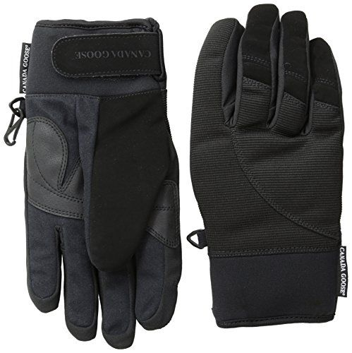 Canada Goose Mens Winter Driving Gloves