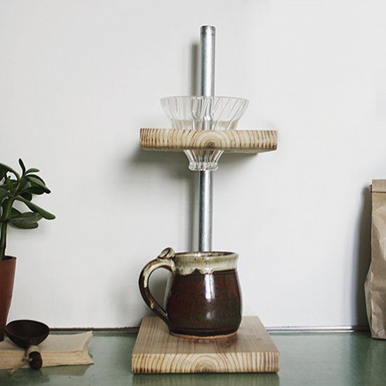 Pour over stand diy sweepstakes