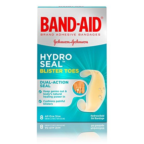 Band Aid Brand Hydro Seal Adhesive Bandages For Toe Blist Https Www Amazon Com Dp B077tqr37w Ref Cm Sw R Pi Awdb T1 X P Band Aid Heel Blisters Toe Blister