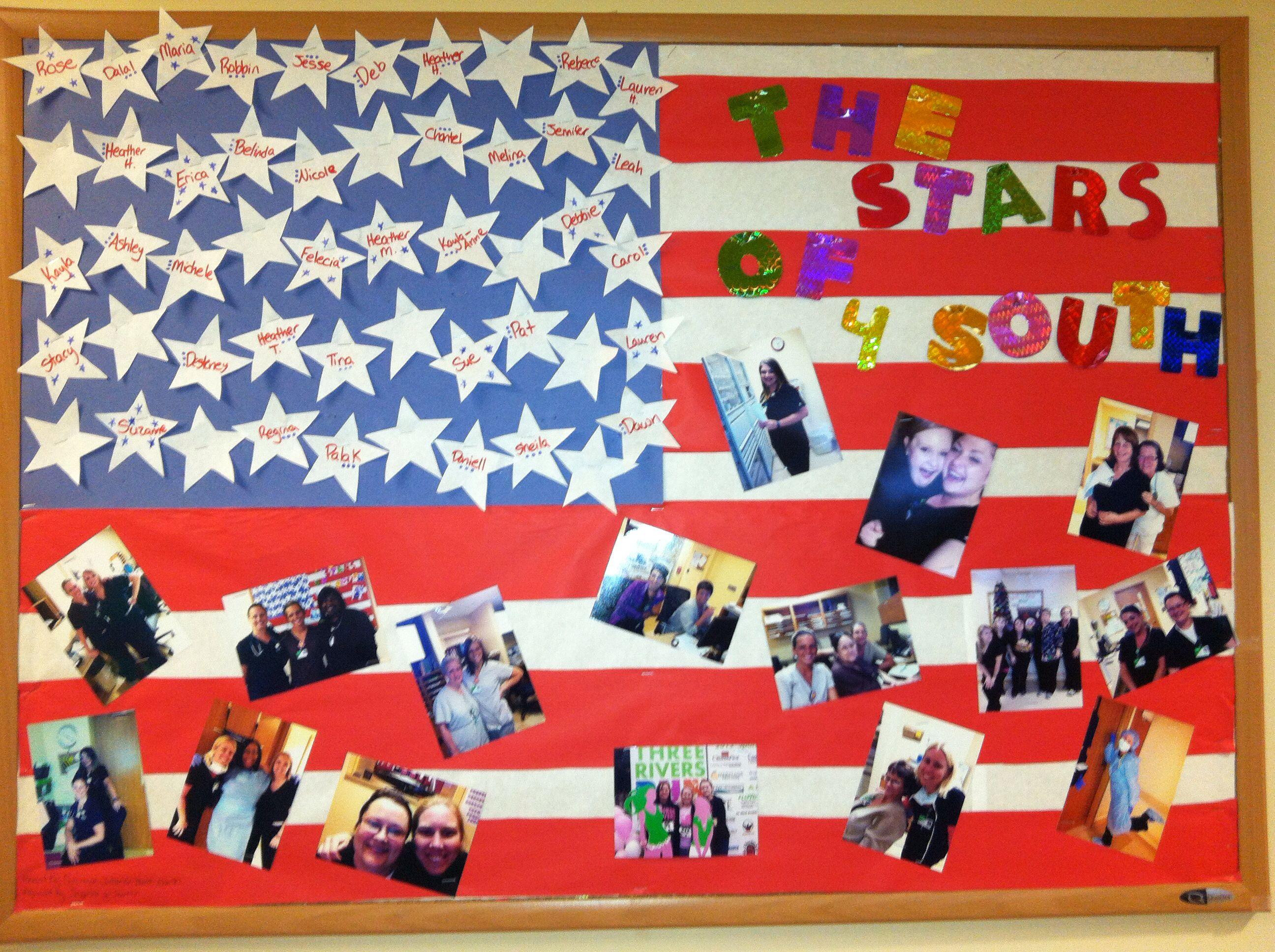 fourth of july bulletin board ideas