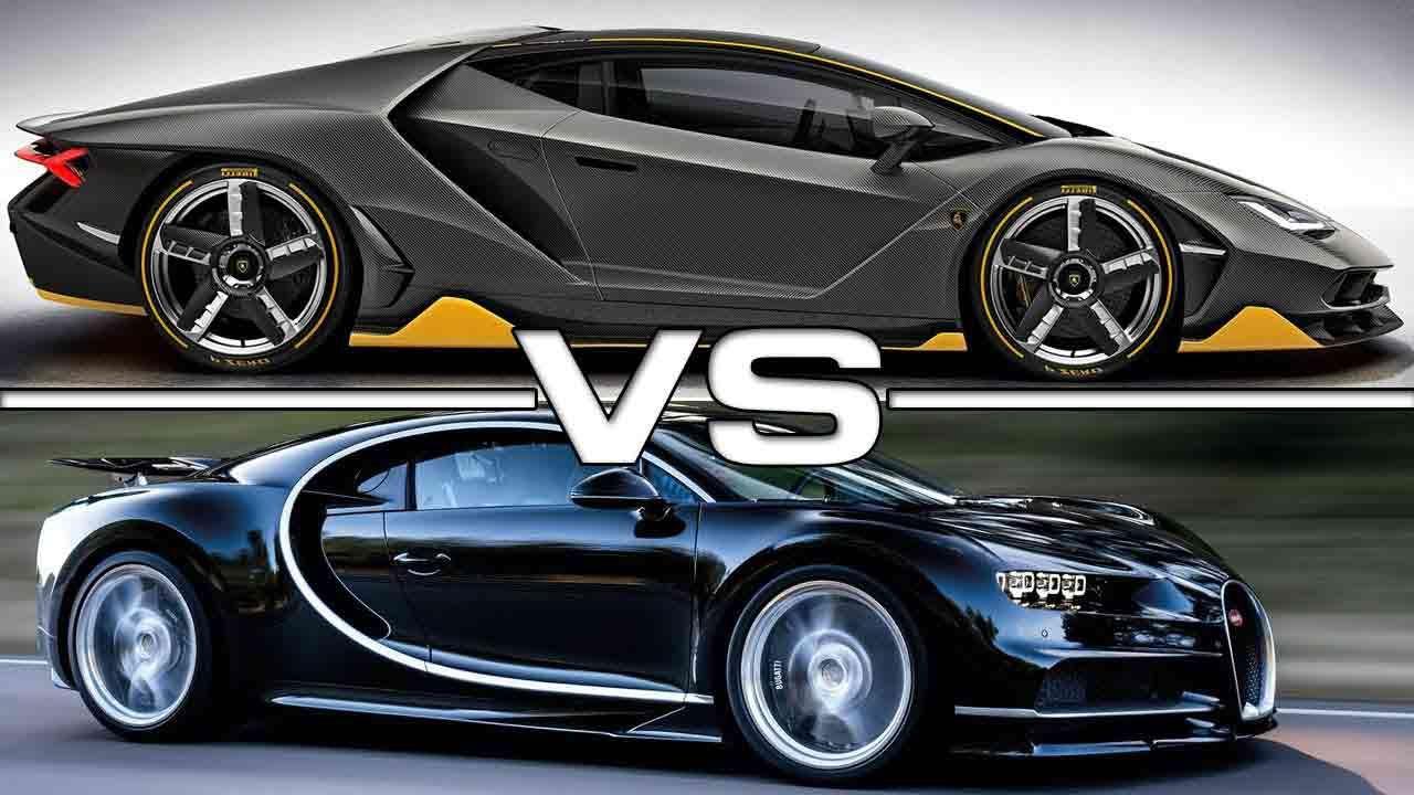 What You Like Lamborghini Centenario Or Bugatti Chiron