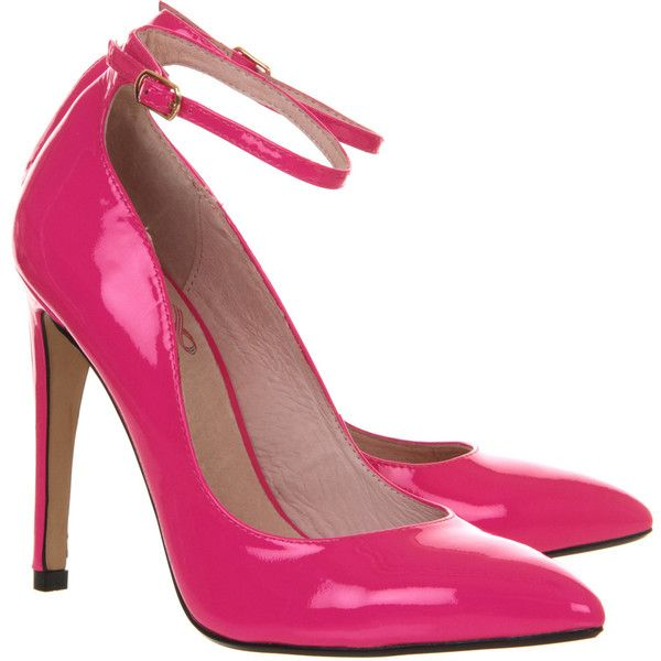 Pink Patent Leather Shoes From Office For T Cancer Care