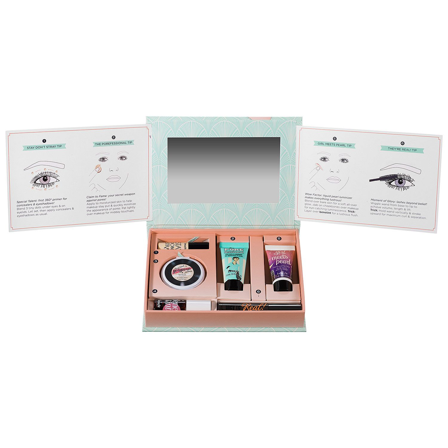 Benefit Cosmetics Primping With The Stars: Shop Combination Sets   Sephora