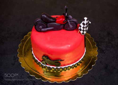 Moto cake by cristi_roman  IFTTT 500px