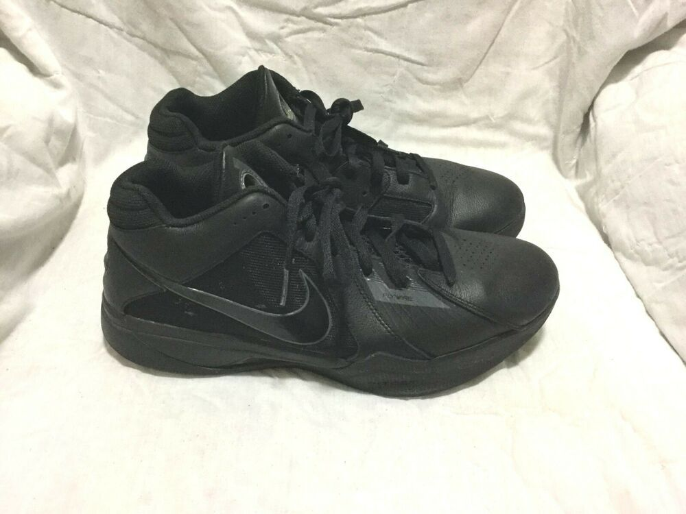 6cc0962f233 Advertisement(eBay) NIKE KEVIN DURANT KD 35 BLACK BASKETBALL SHOES - ( SIZE  10